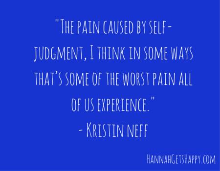 Pain Kristin Neff