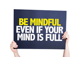 mindful mind full
